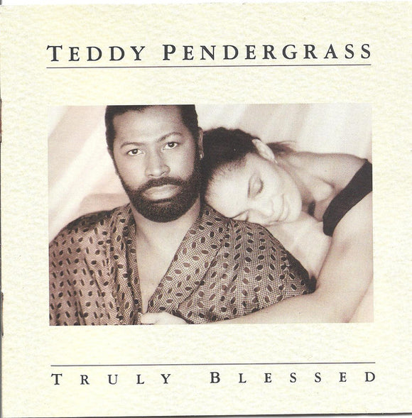 Teddy Pendergrass - Truly Blessed  (Used CD)