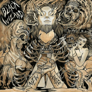 Black Wizard - New Waste  (New CD)