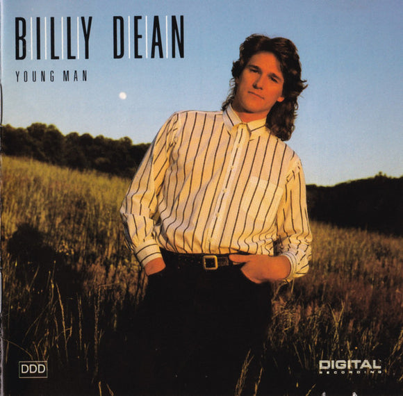 Billy Dean - Young Man   (Used CD)