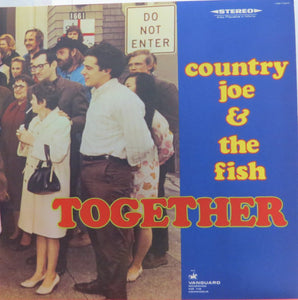 Country Joe & the Fish - Together  (New LP)
