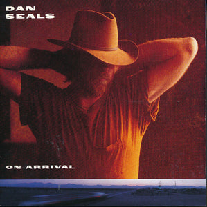 Dan Seals - On Arrival   (Used CD)