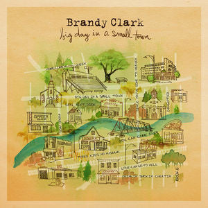 Brandy Clark - Big Day in a Small Town   (New CD)