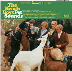 The Beach Boys - Pet Sounds (50th)  (New Vinyl LP)