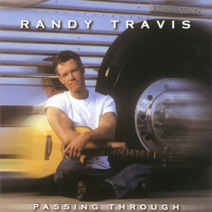 Randy Travis - Passing Through  (Used CD)