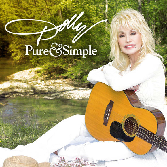 Dolly Parton - Pure & Simple   (New CD)