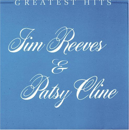 Jim Reeves & Patsy Cline - Greatest Hits  (Used CD)