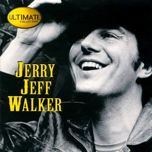 Jerry Jeff Walker - Ultimate Collection  (New CD)