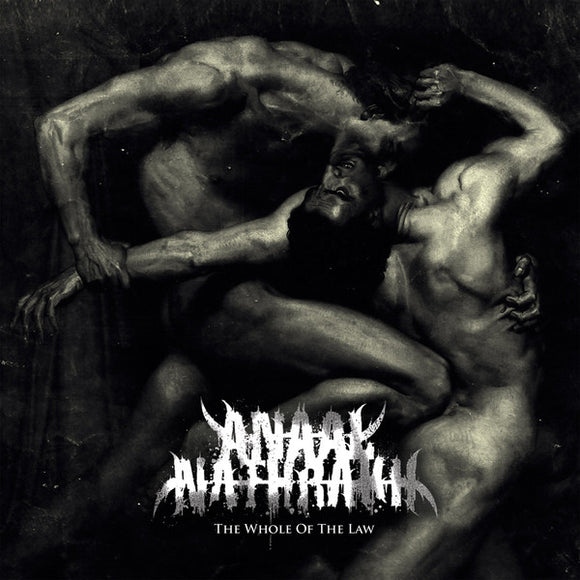 Anaal Nathrakh - The Whole of the Law (New CD)