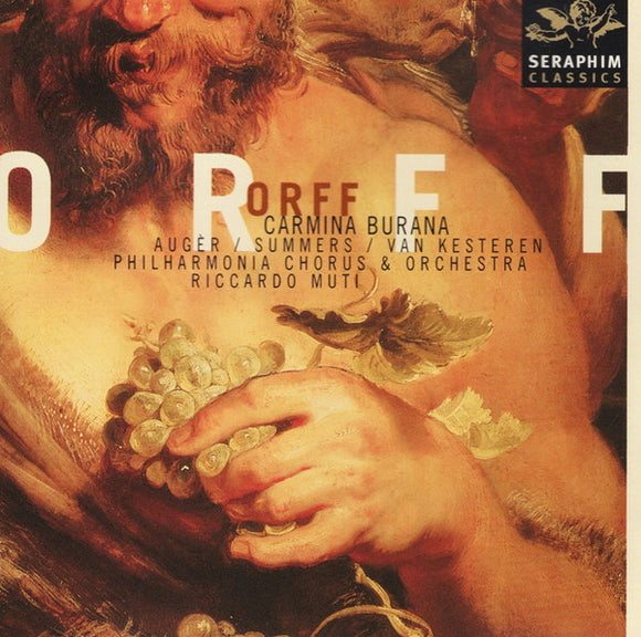 Orff - Carmina Burana  (Used CD)