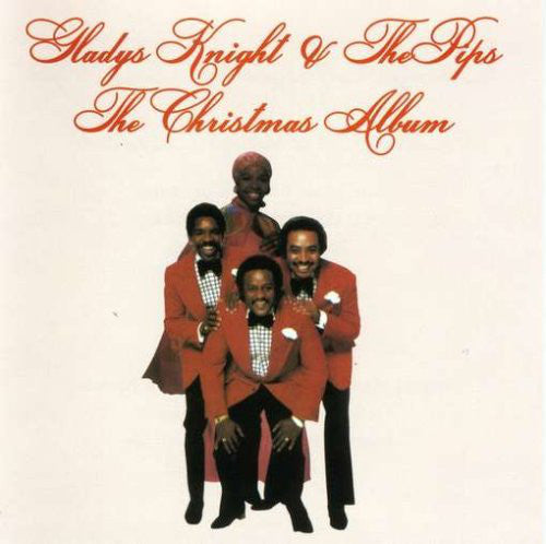 Gladys Knight & The Pips  - The Christmas Album  (Used CD)