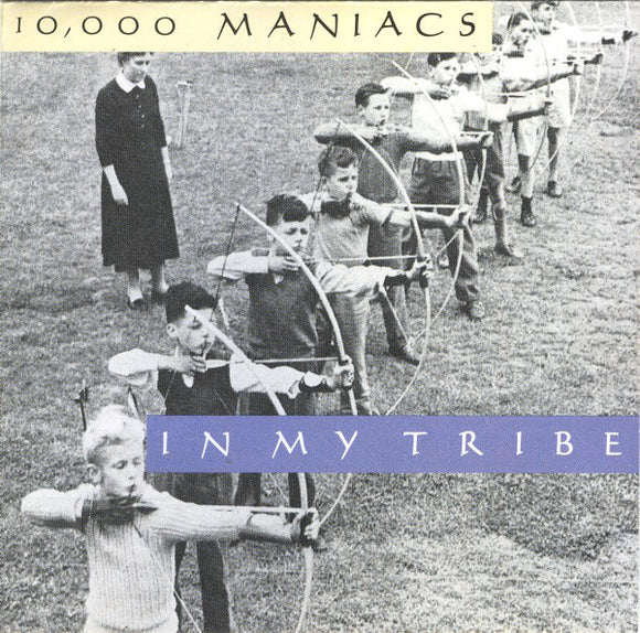 10,000 Manics - In My Tribe  (Used CD)