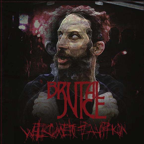 Brutal Juice - Welcome to Panopticon (New Vinyl LP)
