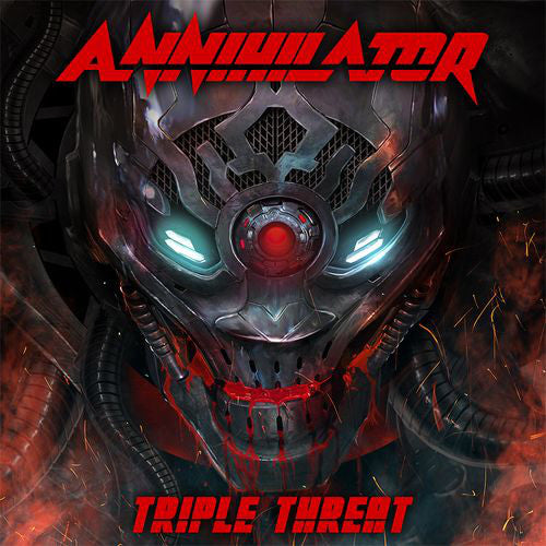 Annihilator - Triple Threat (New CD)