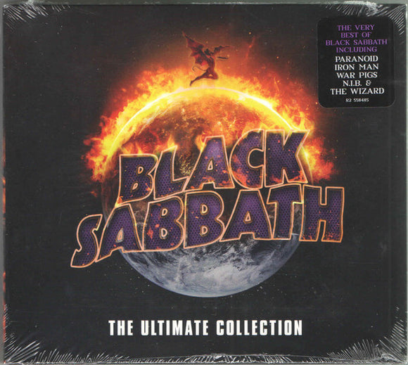 Black Sabbath - The Ultimate Collection  (New CD)