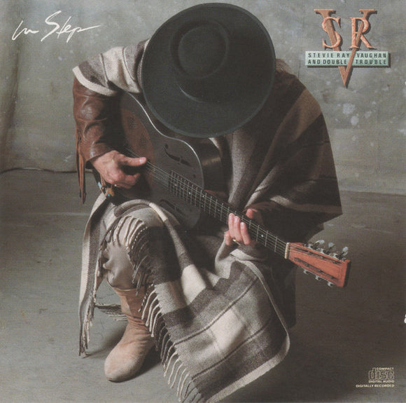 Stevie Ray Vaughan - In Step  (Used CD)