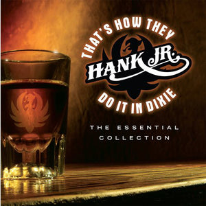 Hank Williams Jr. - That's How They Do It In Dixie   (Used CD)