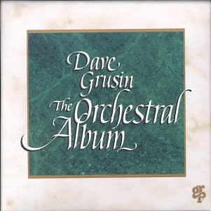 Dave Grusin - The Orchestral Album  (Used CD)