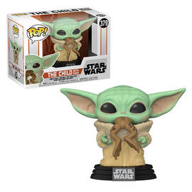 Star Wars - Mandalorian - The Child with Frog (Funko Pop)