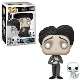 Corpse Bride - Victor with Scraps (Funko Pop)