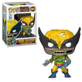 Marvel Zombies - Zombie Wolverine (Funko Pop)