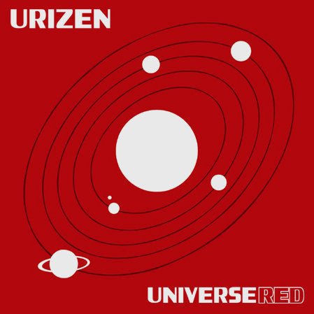 Urizen - Universe Red  (New CD)