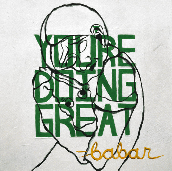 Babar - You're Doing Great  (New CD)