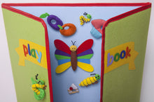 Caterpillar Storybook  Felt Set