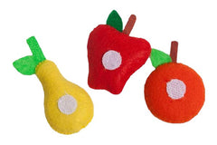 Fruit Felt Character Set