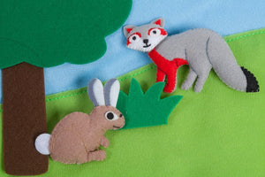 Woodland Animals Felt Set