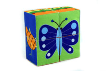 Backyard Bugs Soft Puzzle Block