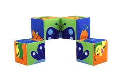 Backyard Bugs Puzzle Block