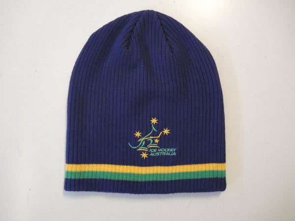 'Mighty Roos' Cuffless Beanie (Toque)
