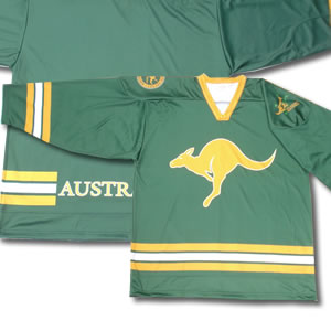 'Australian National Team Jersey (Away)'
