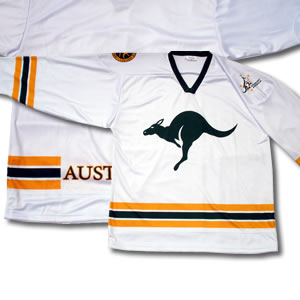 'Australian National Team Jersey (Home)'