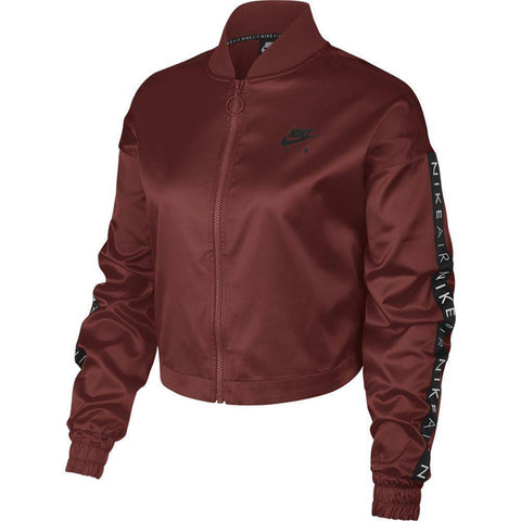 Chaqueta NIKE BV4779 W NSW AIR TRK JKT SATIN