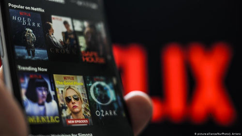 Netflix - Gift Card EXCLUSIVELY FOR RESIDENTS OF UNITED ARAB EMIRATES