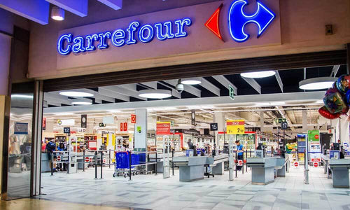 Carrefour - Gift Card EXCLUSIVELY FOR RESIDENTS OF CHINA