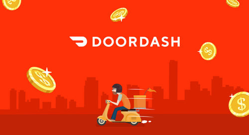 DoorDash - Gift Card EXCLUSIVELY FOR RESIDENTS OF USA