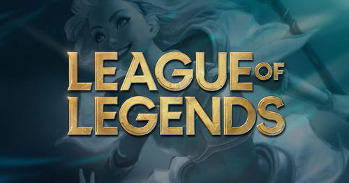 League of Legends - Gift Card EXCLUSIVELY FOR RESIDENTS OF EU