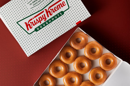 Krispy Kreme - Gift Card EXCLUSIVELY FOR RESIDENTS OF USA