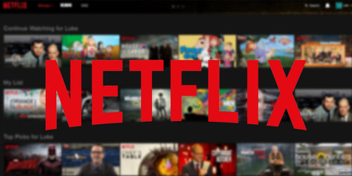 Netflix - Gift Card EXCLUSIVELY FOR RESIDENTS OF SWITZERLAND