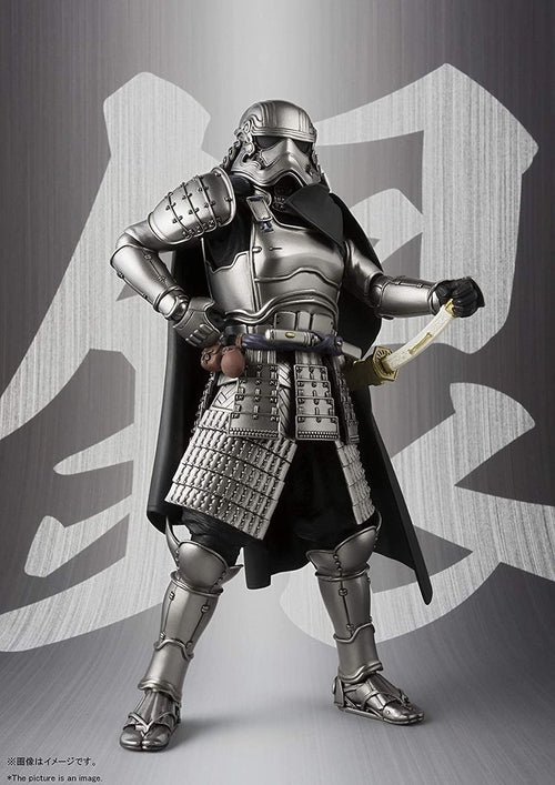 "Star Wars™ Bandai Meisho Movie Realization Ashigaru Taisho Captain Phasma - 7"" by Mister SFC"