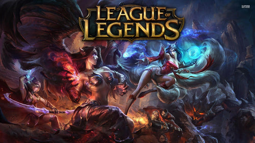 League of Legends - Gift Card EXCLUSIVELY FOR RESIDENTS OF BRAZIL
