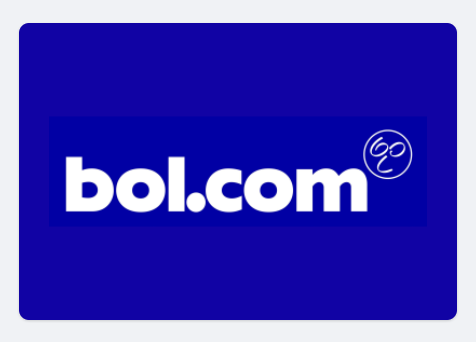 Bol.com - Gift Card EXCLUSIVELY FOR RESIDENTS OF NETHERLANDS