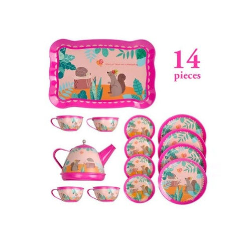 Children's Simulation Toy Tea Set