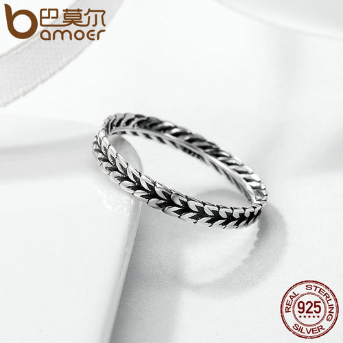 Women's 925 Sterling Silver Stackable Ring