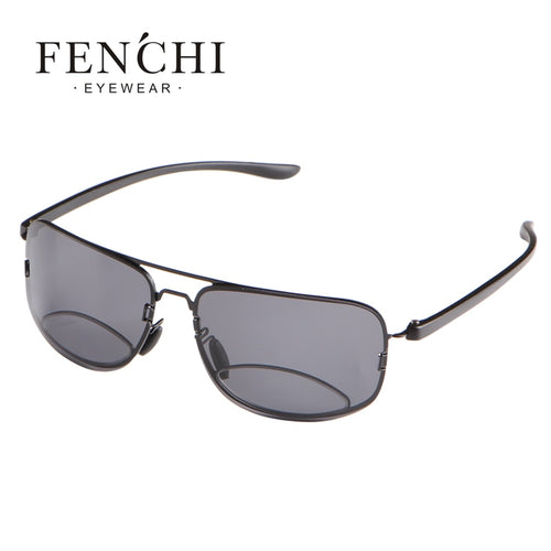 Men's Bifocal Polarized Reading Glasses Sunglasses