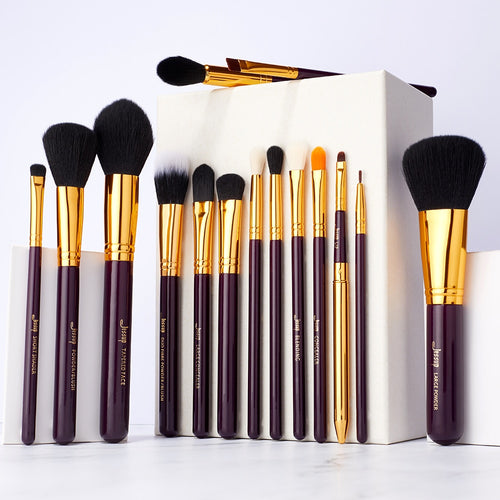 Jessup Make Up Brushes Set of 15pcs