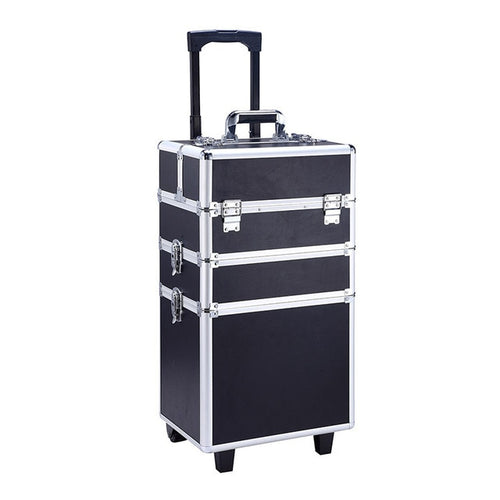 Travel Suitcase Cosmetic and Makeup Organizer
