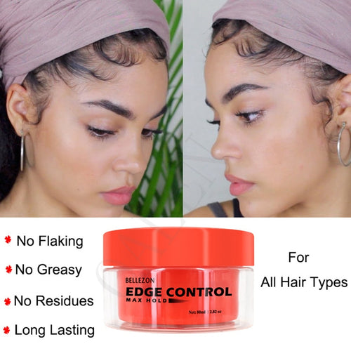 Anti Frizz Long Lasting Hair Oil Wax Styling Cream
